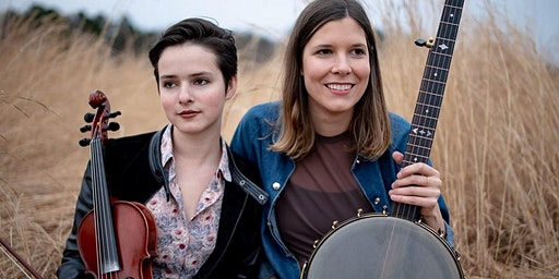 Banjofest Banjo/Fiddle Workshop with Allison De Groot & Tatiana Hargreaves