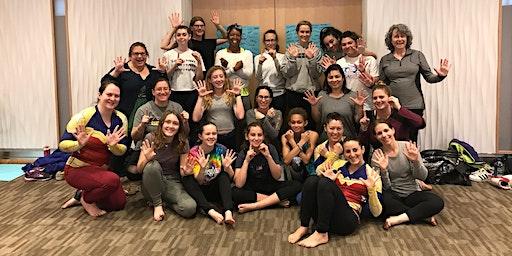Womens Self Defense Workshop