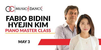 Fabio Bidini Piano Master Class - May 3rd