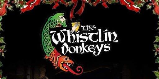 The Whistlin' Donkeys Live