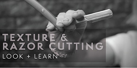 Texture and Razor Cutting with Arsalan Hafezi tickets
