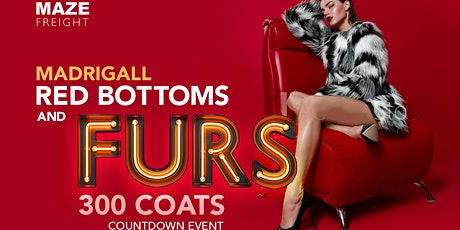 Red Bottoms and Furs Coat Drive Event tickets