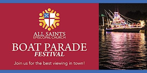 All Saints Boat Parade Festival