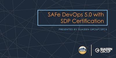 SAFe DevOps with Practitioner Certification (SDP) - Reading/Boston - December