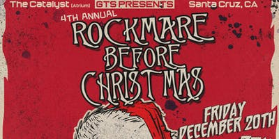 4th Annual Rockmare Before Christmas