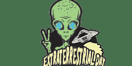 2020 Extraterrestrial Day 1M 5K 10K 13.1 26.2 -Raleigh