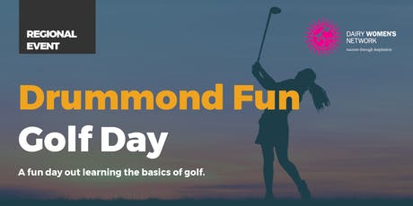 Central Southland - Drummond Fun Golf Day tickets
