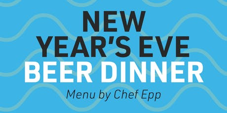 Sookram's New Year's Eve Beer Dinner tickets