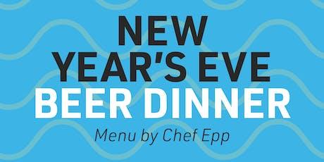 Sookram's New Year's Eve Beer Dinner tickets