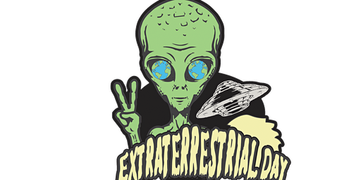 2020 Extraterrestrial Day 1M 5K 10K 13.1 26.2 -Oklahoma City