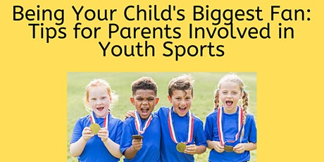 HRI Relationship Booster: Being Your Child's Biggest Fan tickets