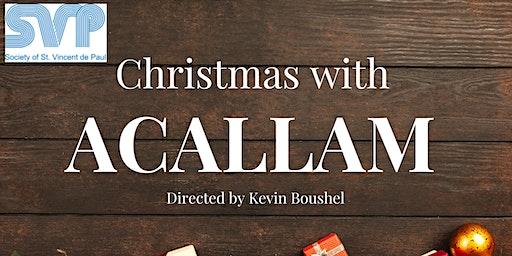 Christmas with Acallam