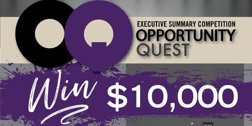 Weber State University Opportunity Quest (Seating Limited)