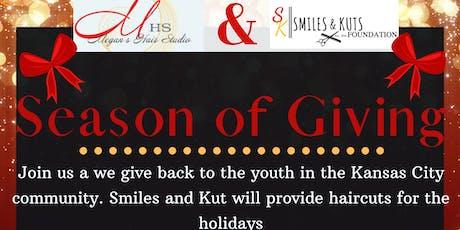 Season of Giving tickets
