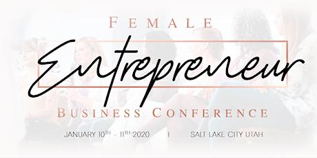 Female Entrepreneur Business Conference Salt Lake City 2020 tickets