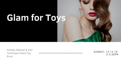 Glam for Toys tickets