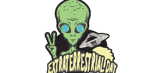 2020 Extraterrestrial Day 1M 5K 10K 13.1 26.2 -Chattanooga