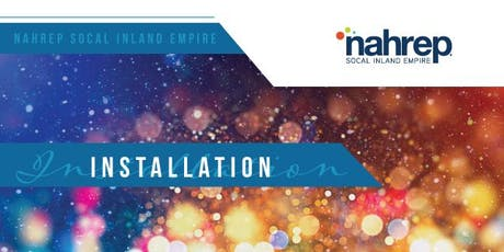 NAHREP SoCal Inland Empire: SoCal IE Installation tickets