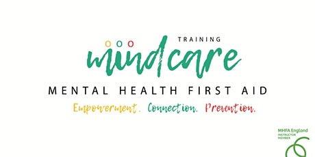 Mental Health First Aid (Adult 2 Day course) tickets