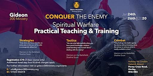 Spiritual Warfare Practical Training