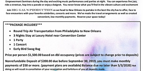 2020 Essence Festival tickets