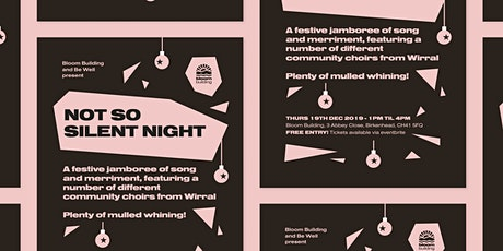 Not so silent night - A festive Christmas jamboree of song and merriment tickets