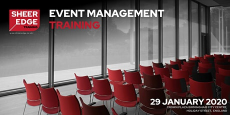 Event Management Training - Intermediate - Indoor Exhibitions (session 1) tickets