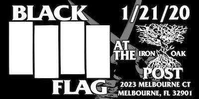 Black Flag at Iron Oak Post