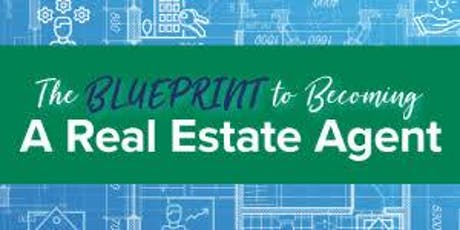 How to get started in real estate tickets