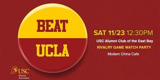 USC EB Trojans Football Game Watch Party: USC V UCLA