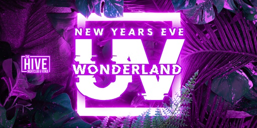 NYE UV Wonderland