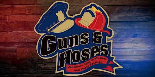 3rd Annual Guns & Hoses