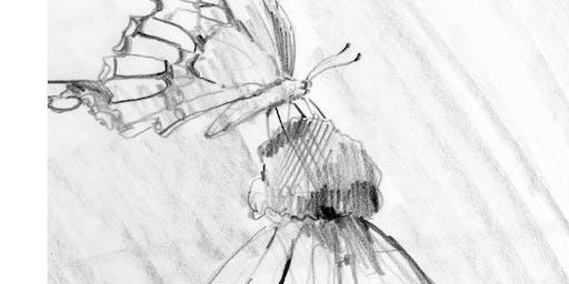 3 Half Days: Drawing & Design with Chris Dreyer