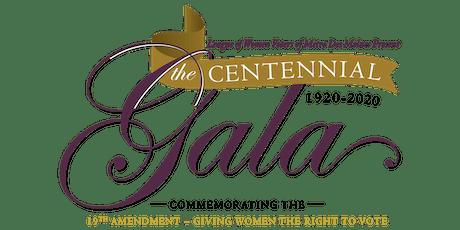 The Centennial Gala tickets