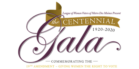 The Centennial Gala tickets