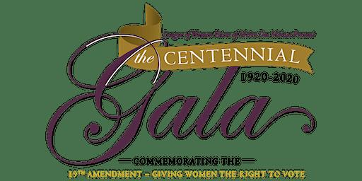 The Centennial Gala