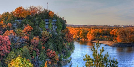 Starved Rock Fall Colors Guided Hike:  Option 1, Starved Rock .8 miles roundtrip tickets