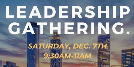 Be the Church Network Leadership Gathering tickets