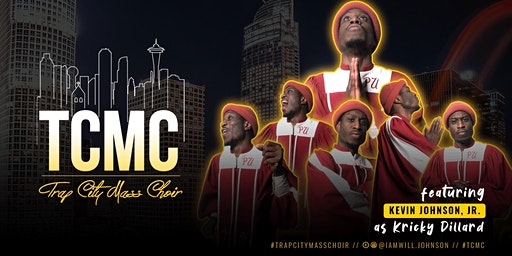 Trap City Mass Choir LIVE in PHOENIX