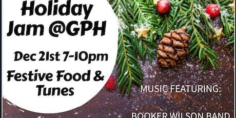 Holiday Jam @GPH tickets