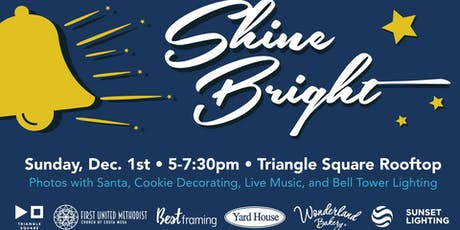 Shine Bright: 2nd Annual Costa Mesa Bell Tower Lighting tickets