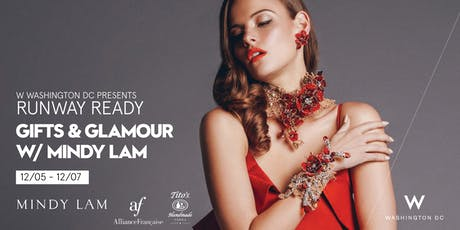 Runway Ready with Mindy Lam Jewelry tickets