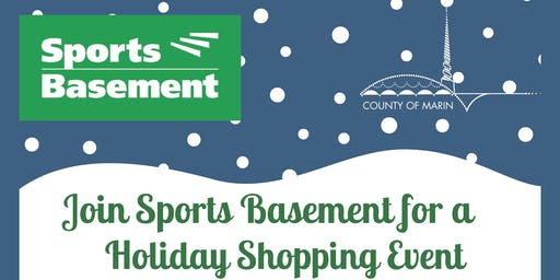 ALL County Sports Basement Holiday Party