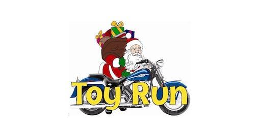 Dunedin Chapter - SantaToy  Run from EHD
