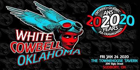 White Cowbell Oklahoma tickets
