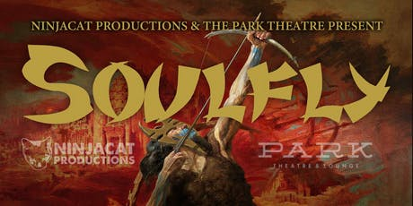 Soulfly and Toxic Holocaust at the Park Theatre tickets