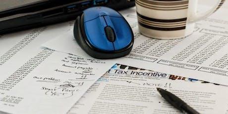 Les revenus d'entreprise : un programme d'accompagnement pour vous! tickets