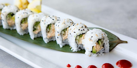 Sushi Making for Beginners - Cooking Class by Golden Apron™ tickets