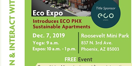 EcoPHX Sustainable Expo tickets
