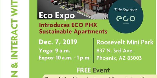EcoPHX Sustainable Expo